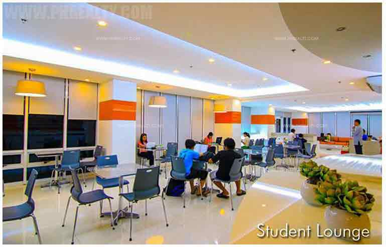Berkeley Residences - Student Lounge