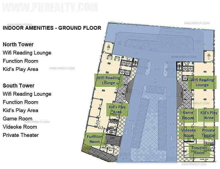 Radiance Manila Bay - Residential Amenities2