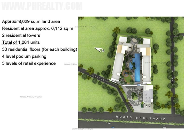 Radiance Manila Bay - Site Development Plan