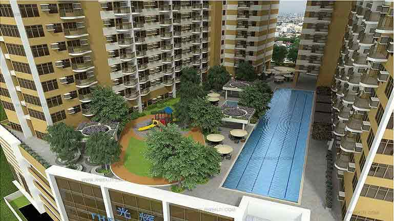 Radiance Manila Bay - Sixth Level Outdoor Amenities