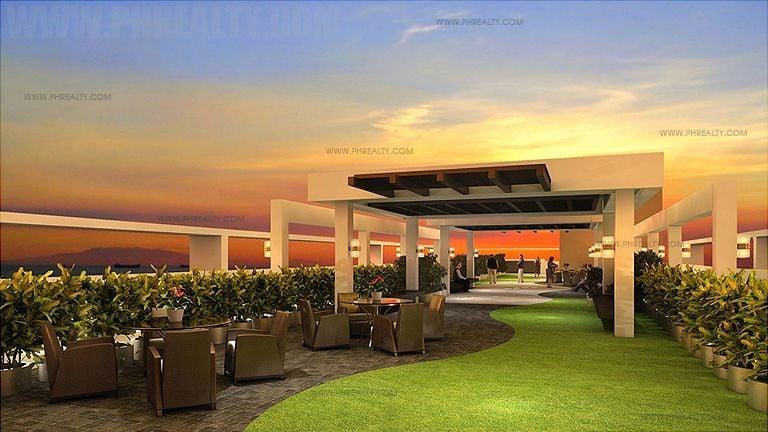 Radiance Manila Bay  - Sky Lounge