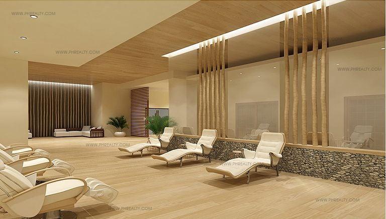 Radiance Manila Bay  - Spa Sauna Massage Room