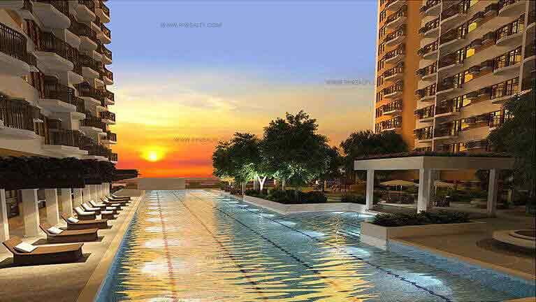 Radiance Manila Bay  - 50-Meter Lap Pool