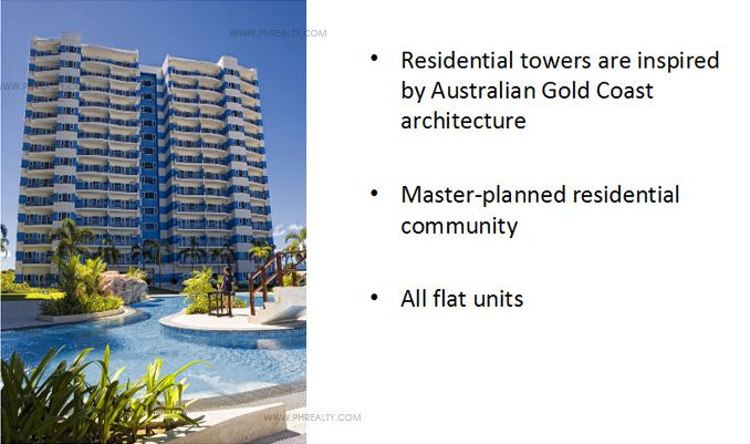 Amisa Private Residences - Theme Architectural Design