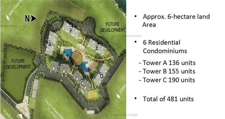 Amisa Private Residences - Site Development Plan