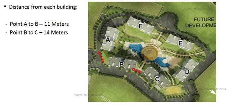 Amisa Private Residences - Site Development Plan