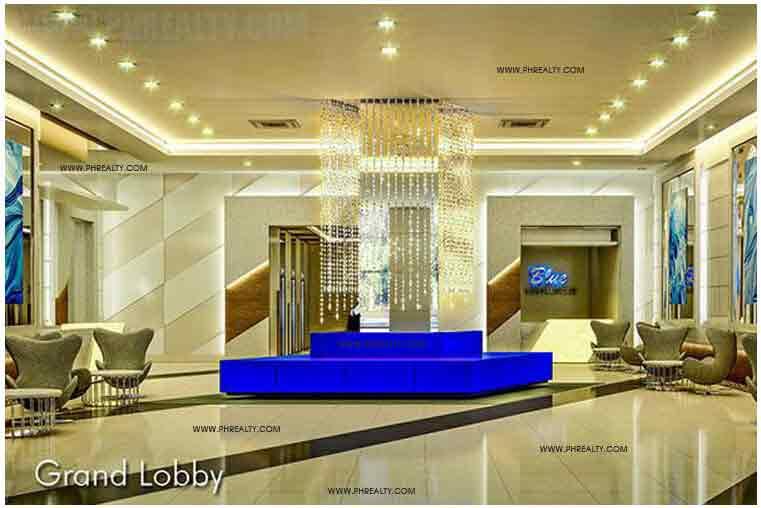Blue Residences - Grand Lobby