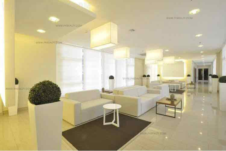 Sonata Private Residences - Bridgeway Lounge