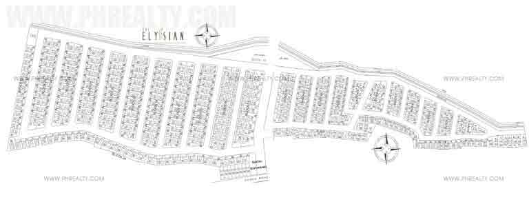 The Elysian - Site Development Plan