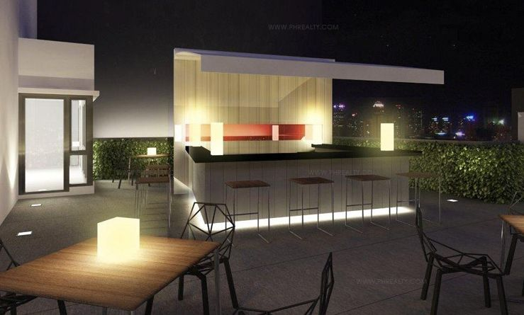 The Lerato - Roof Deck Bar