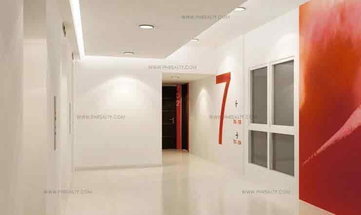 The Lerato - Elevator Lobby