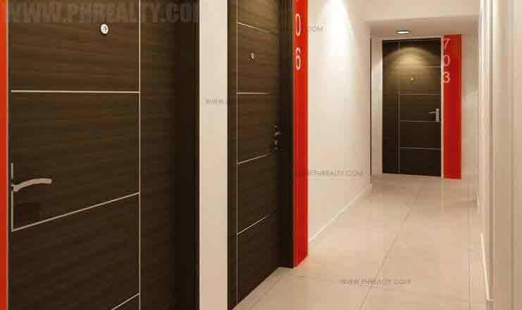 The Lerato - Hallway