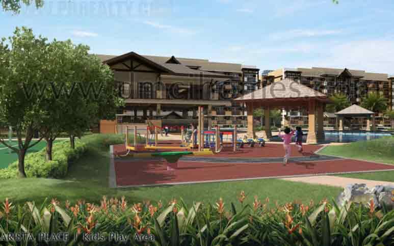 Arista Place - Playground