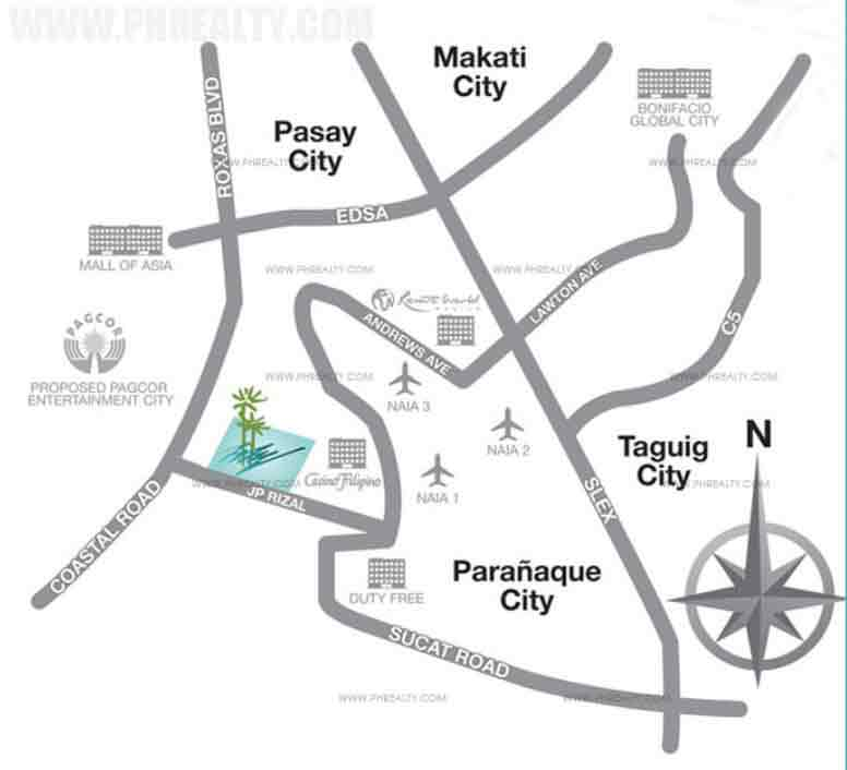 Arista Place - Location & Vicinity