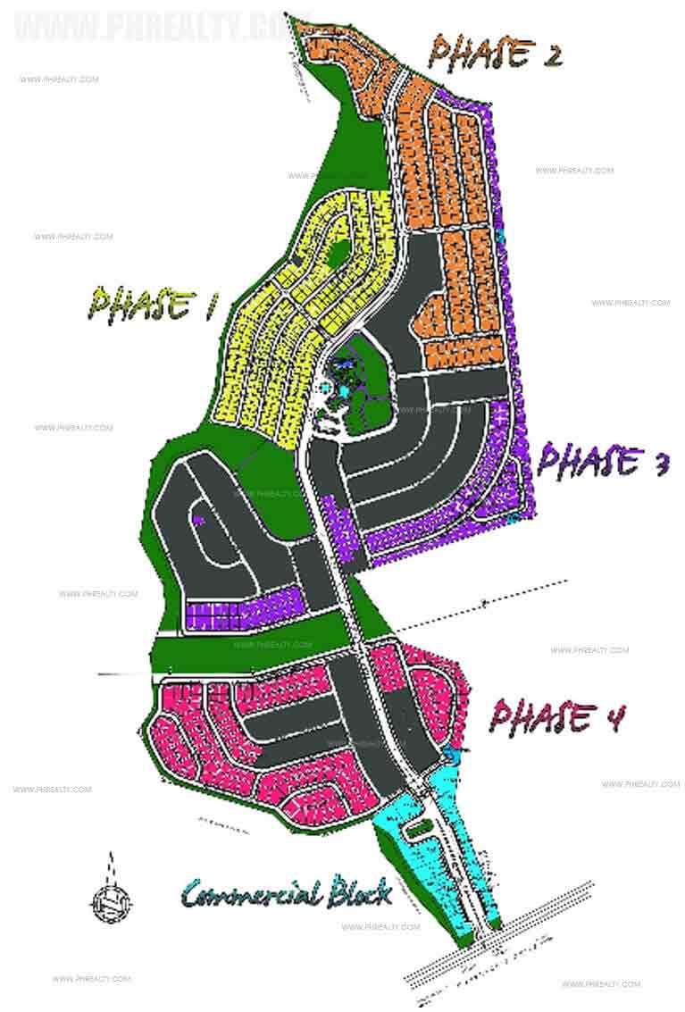 The Gentri Heights - Site Development Plan