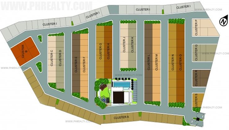 Woodsville Residences  - Site Development Plan