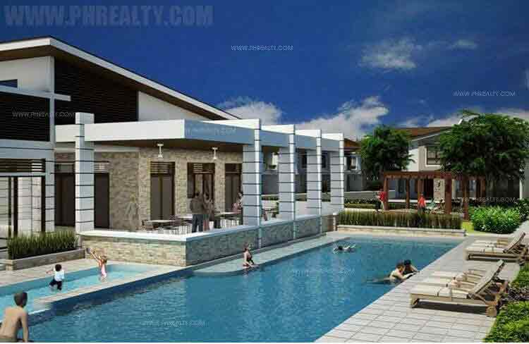 Woodsville Residences  - Adult Pool, Children's Pool & Pool Side veranda