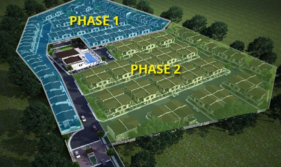 Woodsville Residences  - development details.