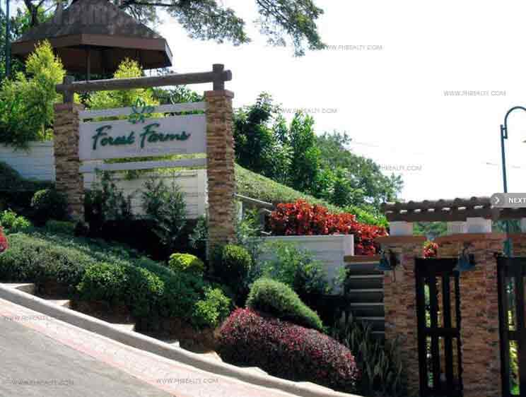 Forest Farms - Entrance