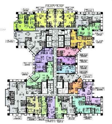 Capitol Plaza - Typical Floor Plan