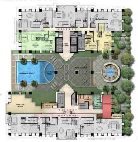 Capitol Plaza - Floor Plan