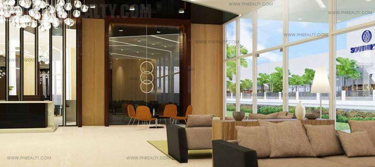 South Residences - Lobby