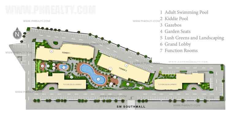 South Residences - Site Development Plan