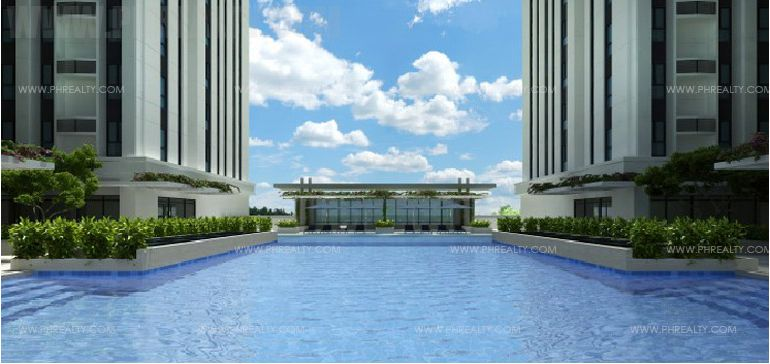 The Sapphire Bloc  - Lap Pool
