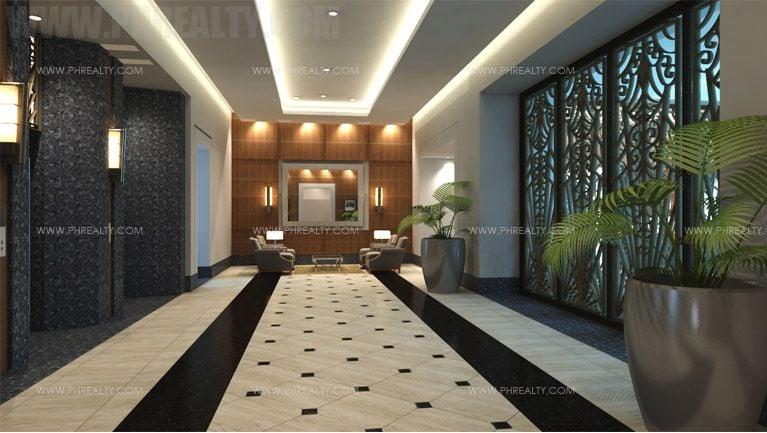 The Sapphire Bloc - Evelator Lobby