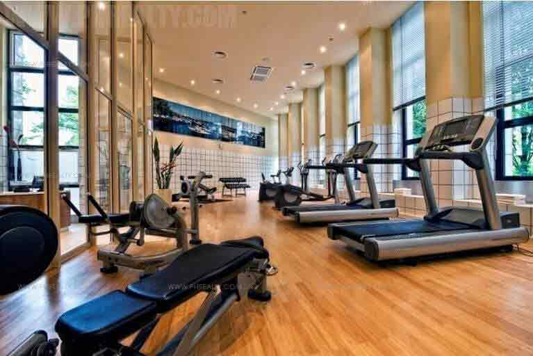 The Sapphire Bloc  - Fitness Gym
