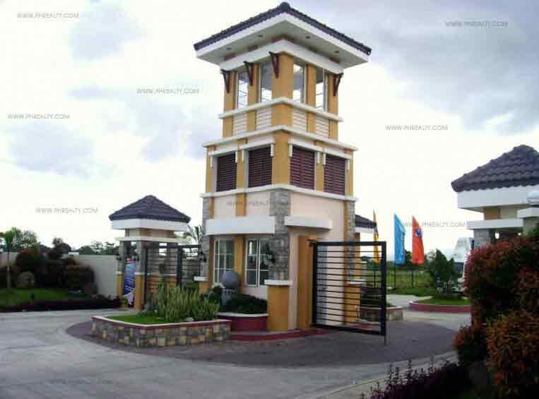 Carmona Estates  - Grand Entrance Gate