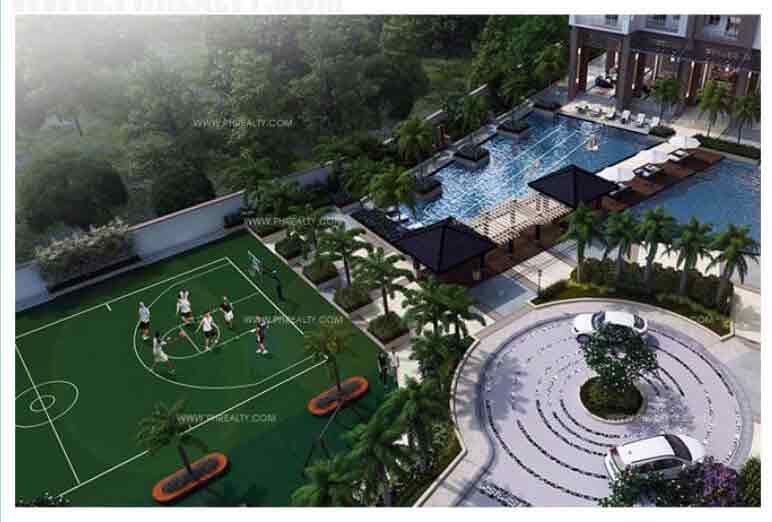 Lumiere Residences - Amenities