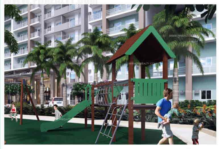 Lumiere Residences - Children's Playground