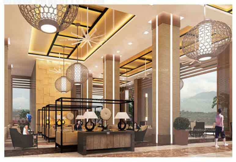 Lumiere Residences - Function Hall