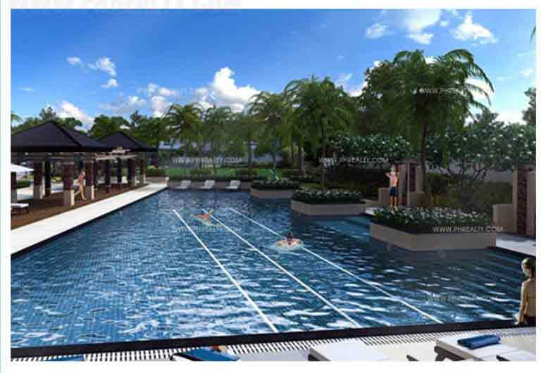 Lumiere Residences - Lap Pool