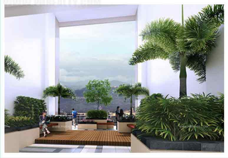 Lumiere Residences - Sky Patio