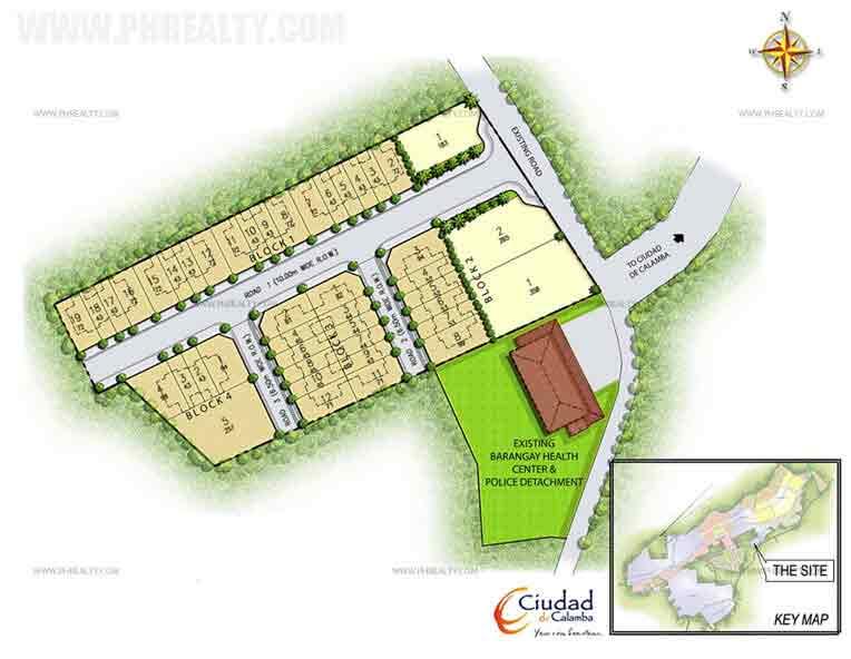 La Brisa Townhomes - Site Development Plan