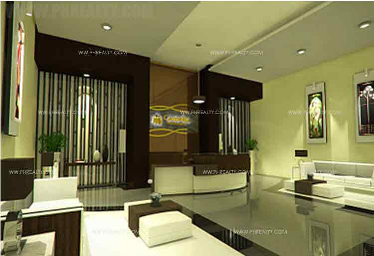 Camella Condo Homes Taft - Reception