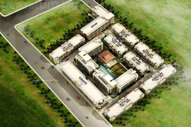 Lions Park Residences - Site Development Plan