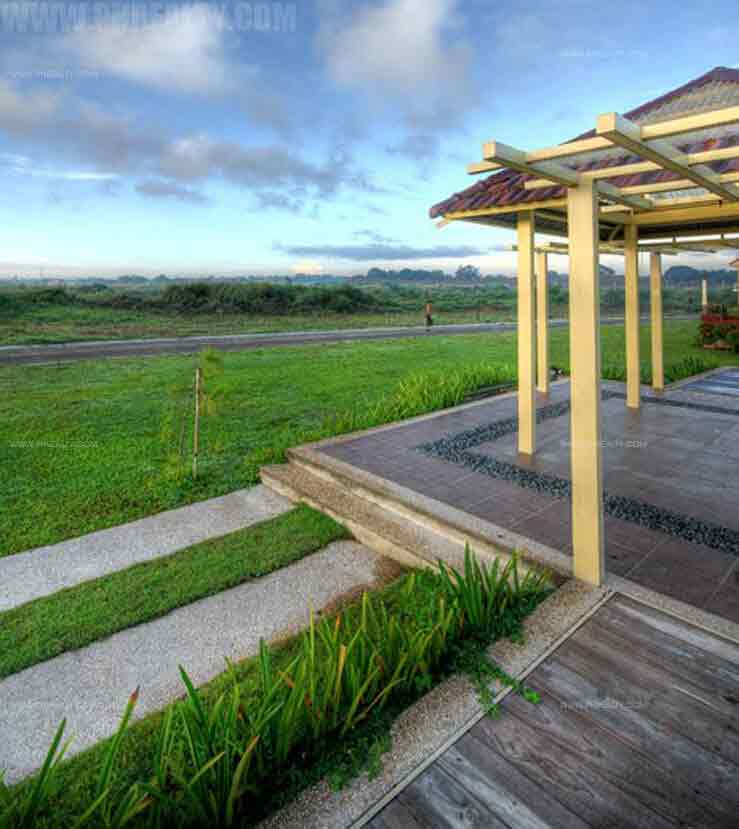 Bellefort Estates - Linear Park Gazebo