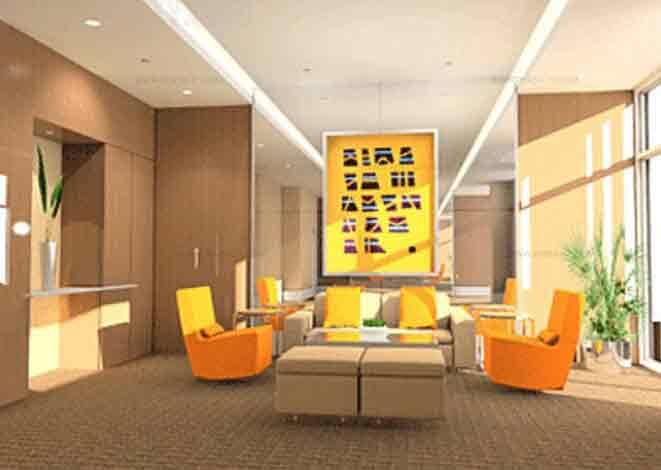 La Vie Flats - Lounge