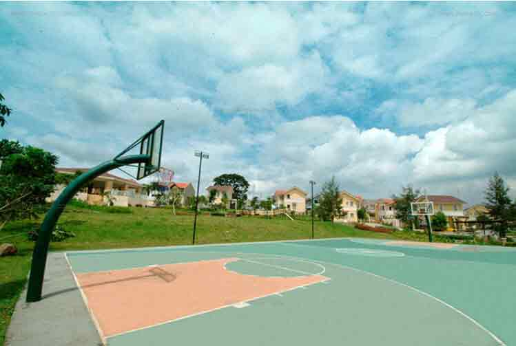 Camella Crestwood - Basketball Court
