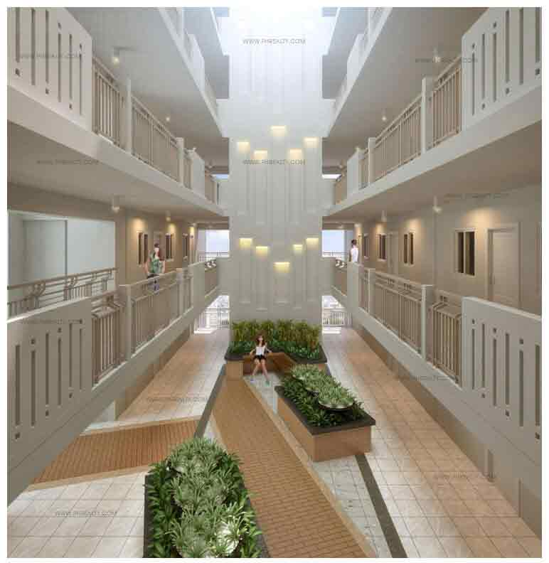 Brio Tower - Garden Atrium