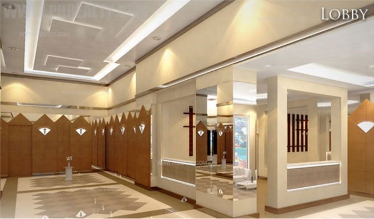 Grand Riviera Suites - Grand Lobby