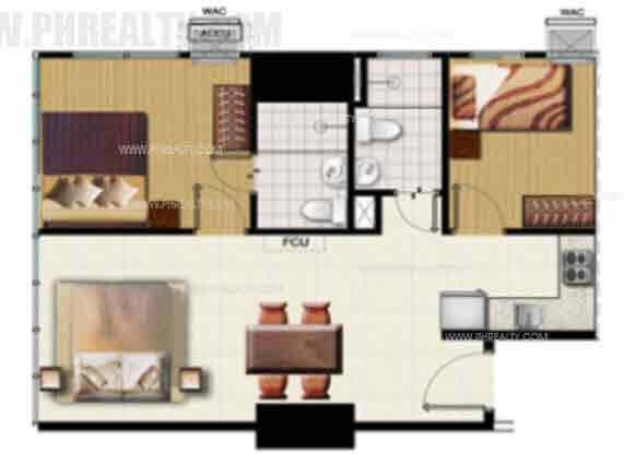 Grand Riviera Suites - Two Bedroom Units
