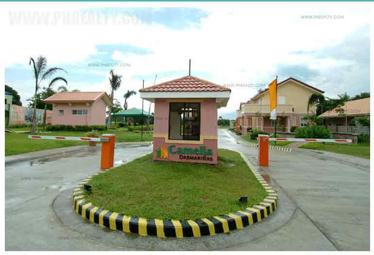 Camella Dasmarinas - Entrance Gate