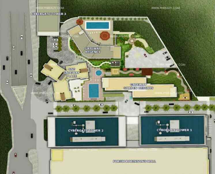 Gateway Regency - Site Development Plan