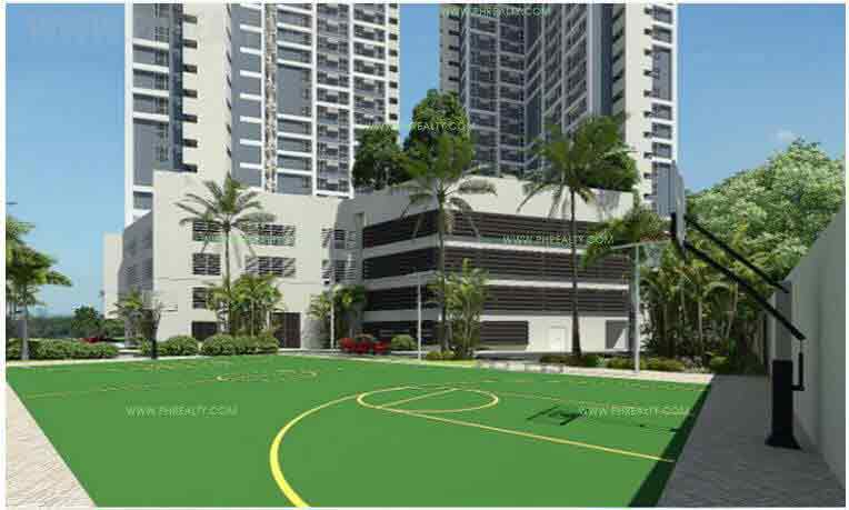 Axis Residences  - Basketball Court