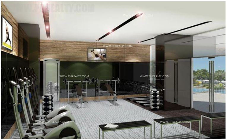 Axis Residences  - Gym Facility