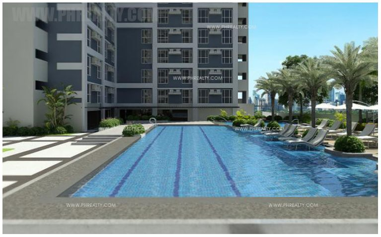 Axis Residences  - Swimming Pool